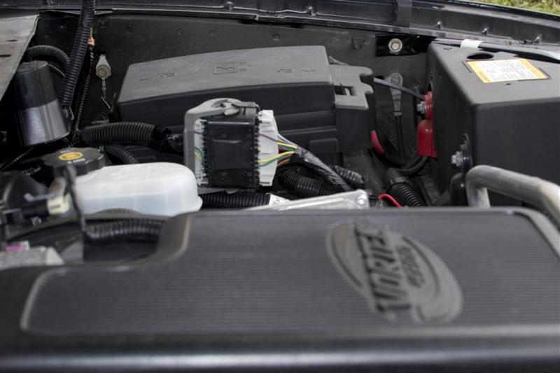 2006 Gmc Envoy Stereo Wiring Harness My Version Of An Amp Install Chevy Trailblazer