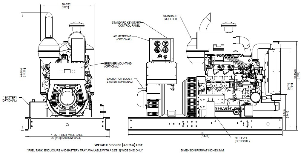 Wooden Generator Drawings PDF Plans
