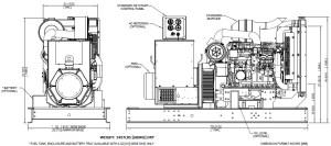 Frontier Power Products  KS3000T3 Generator Set