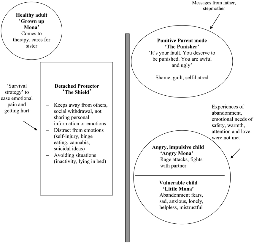 Frontiers  Emotion Regulation in Schema Therapy and