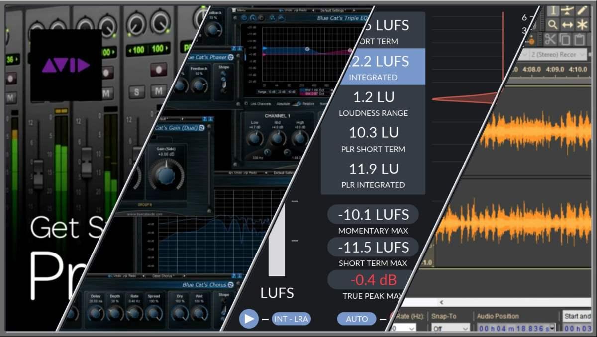 Free Software for Sound Designers
