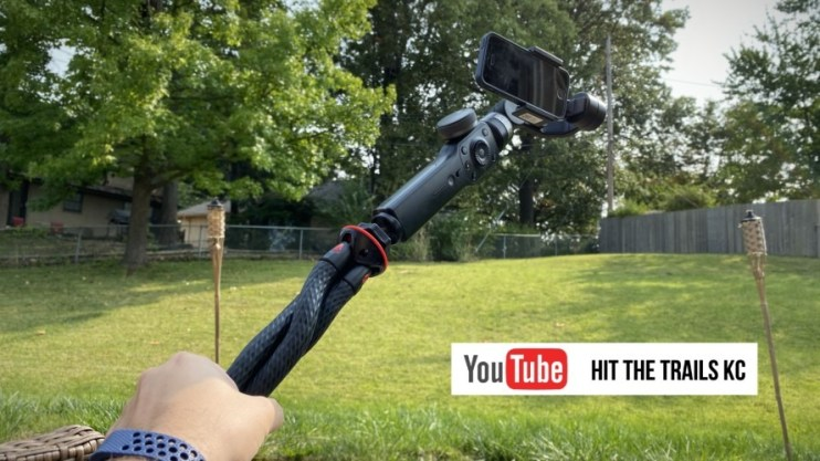 Xenvo Squidgrip for Vlogging