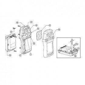 BW GasAlert Quattro LEL(F)O2 H2S CO Gas Detector
