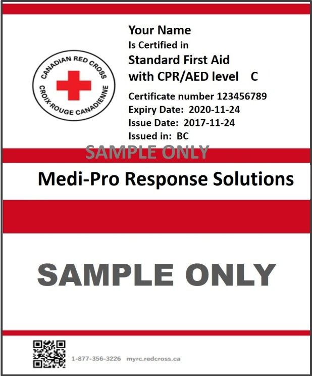 Lost My Red Cross Cpr Certification Card Howtoviews