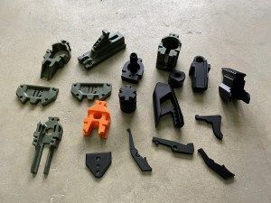 Talon Claw Printed Part Sets