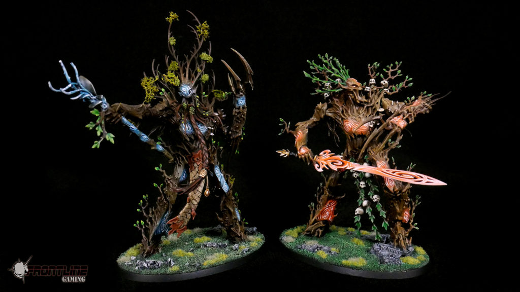 Sylvaneth Commission from the FLG Paint Studio!   Frontline Gaming