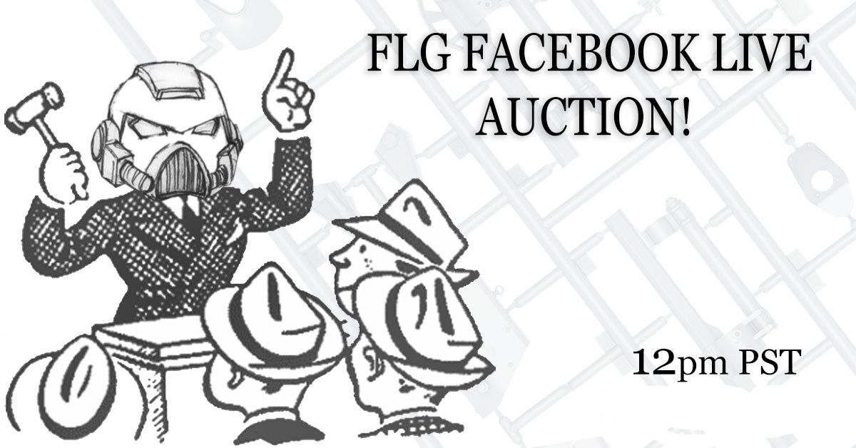 April's Secondhand Shop Live Auction Has Been Scheduled