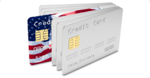 EMV Microchip Card