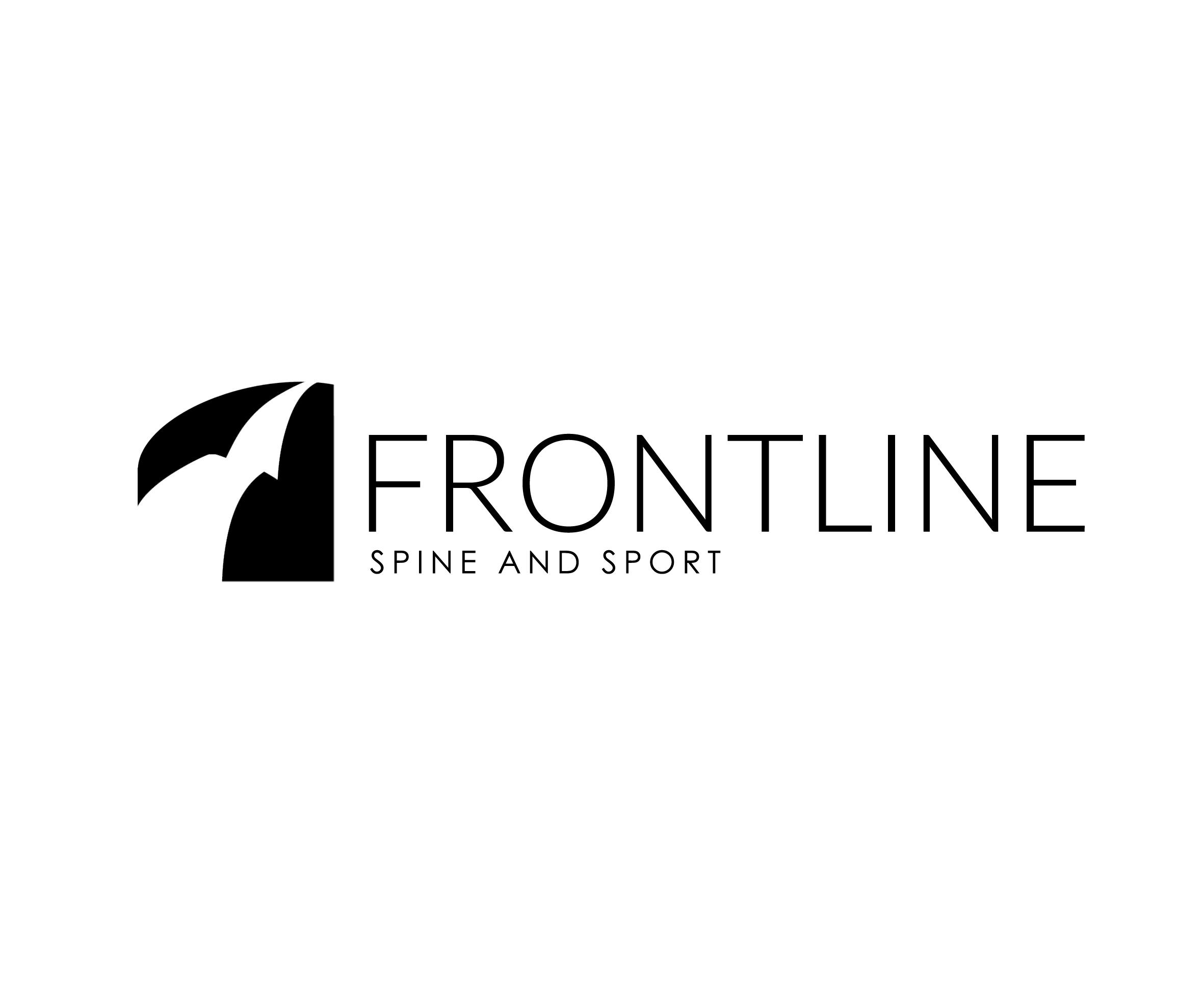 Frontline Spine Amp Sport Function Better