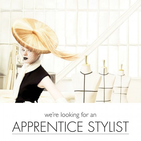 Frontlinestyle jobs trainee hairdressers in Wells and Bath Hair Salon