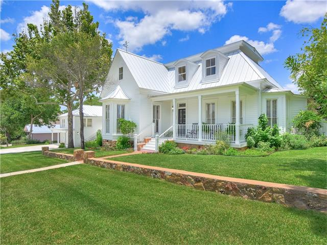 List of 8 Historic Homes for Sale in Central Texas