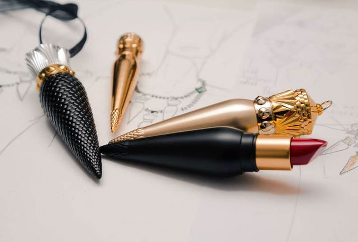 Image result for louboutin makeup