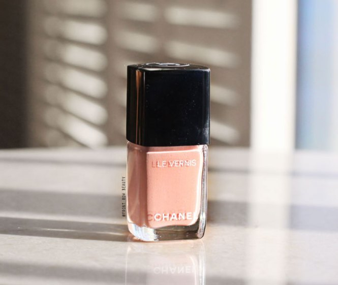 New Chanel Nail Longwear Color Range Collection 2016