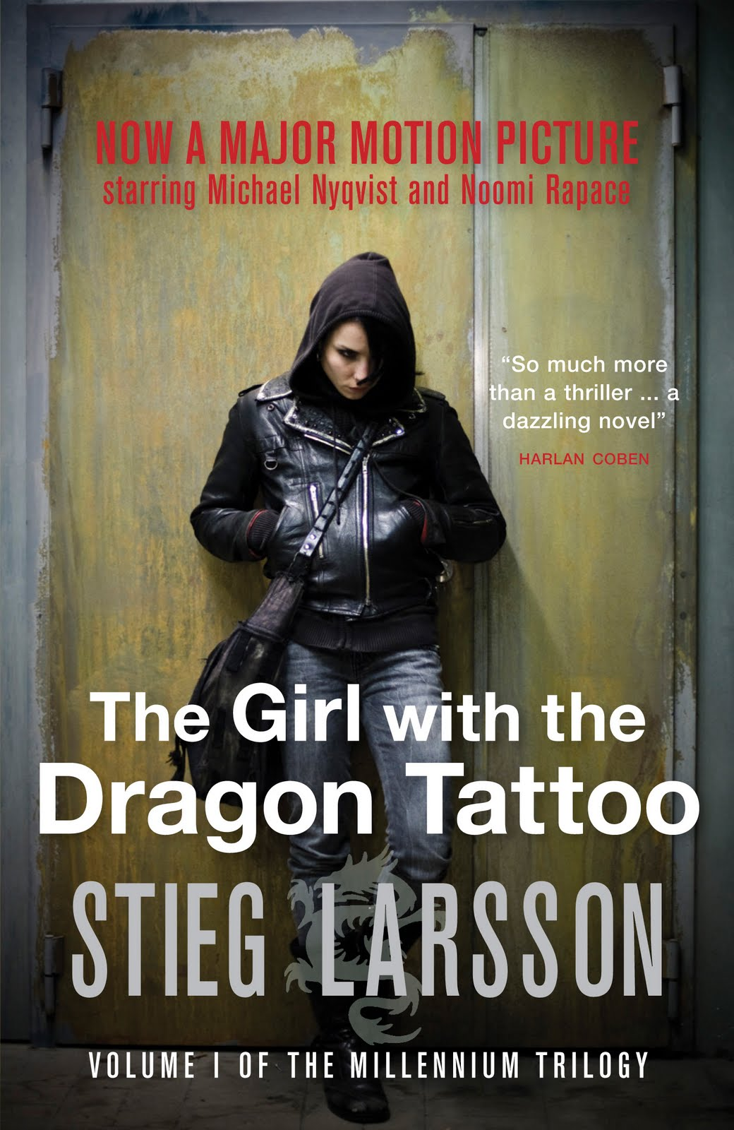 The Girl with the Dragon Tattoo Book