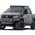 Volkswagen Amarok Slimline Roof Racks Front Runner