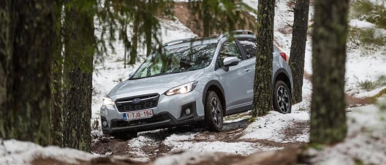 Subaru XV 2018 02
