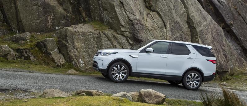 Land Rover Discovery 2017 10