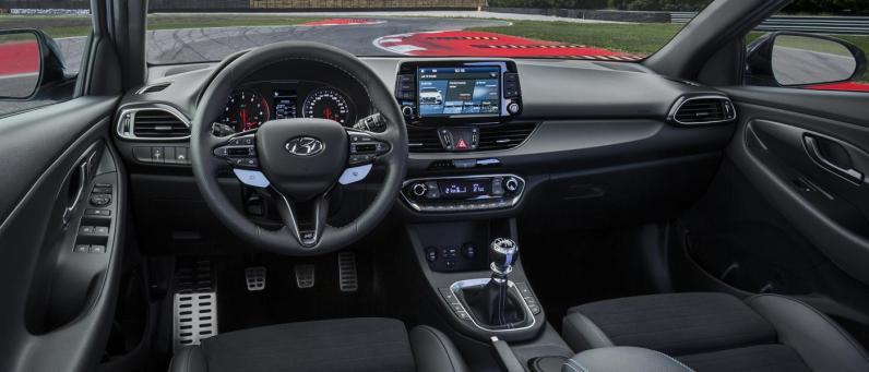 Hyundai i30 N 2017 10