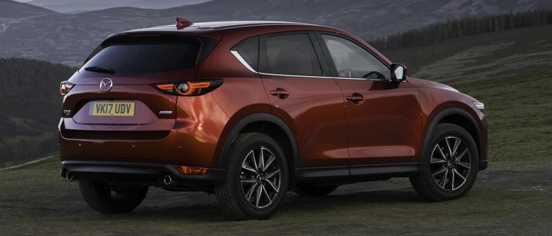 Mazda CX-5 2017 04