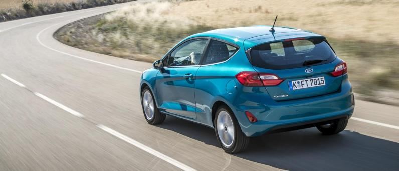 Ford Fiesta 2018 05