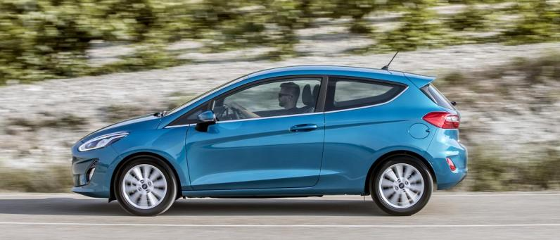 Ford Fiesta 2018 06