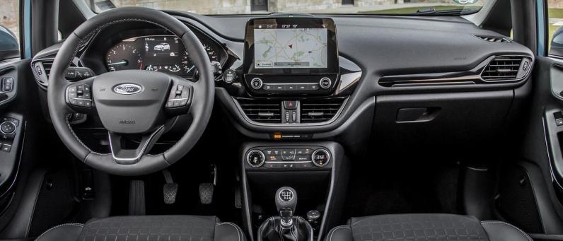 Ford Fiesta 2018 07