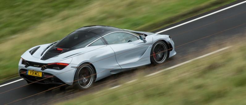 McLaren 720S 2018 16