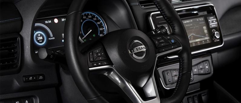 Nissan Leaf 2018 10