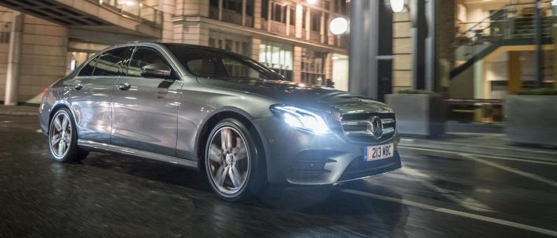 Mercedes E-Class 2018 10