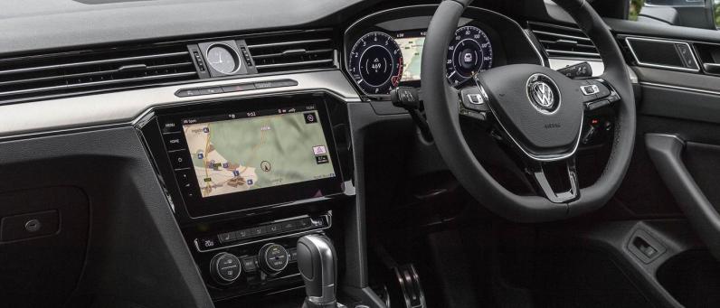 Volkswagen Arteon 2018 05