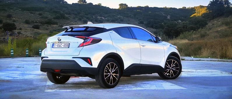 Toyota C-HR 2018 07