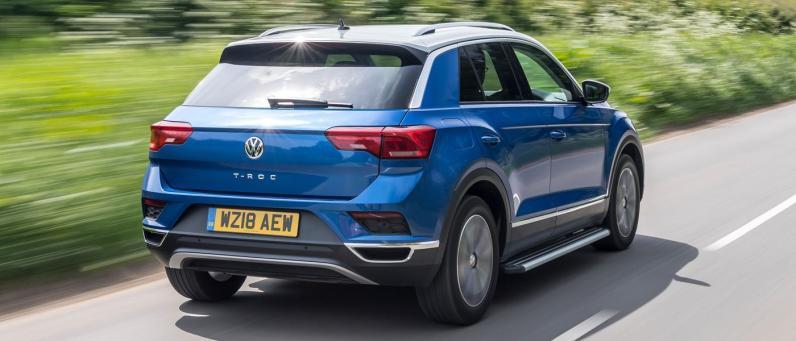Volkswagen T-Roc 2018 03