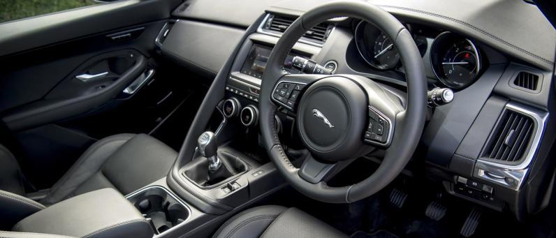 Jaguar E-Pace 2018 07