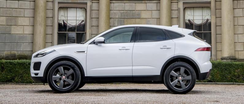 Jaguar E-Pace 2018 12