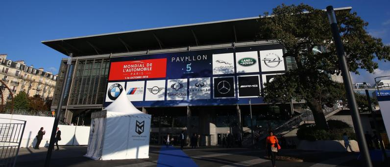 Paris Motor Show 2016 3