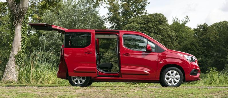 Vauxhall Combo Life 2018 7
