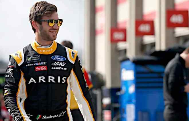 Daniel Suarez Joins Gaunt Brothers Racing for 2020