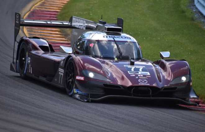 Olivier Pla Sets All-Time Fastest ROAR Lap in Qualifying Session