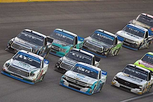 Preparing for the Truck Series' Return at Charlotte Motor Speedway