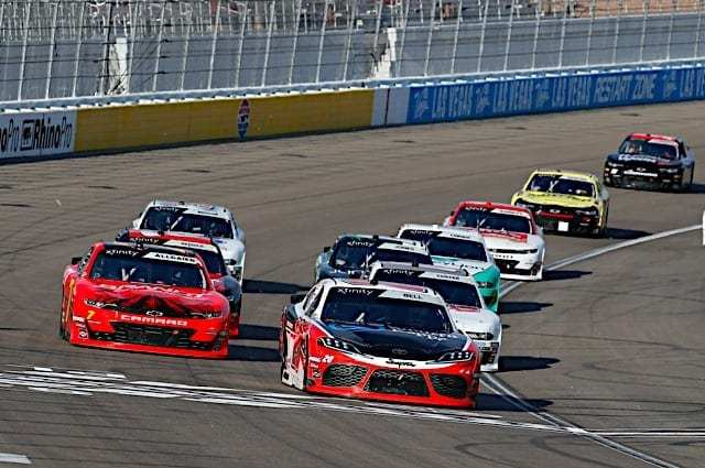 Entry List: 2020 Boyd Gaming 300