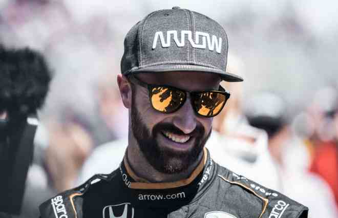 James Hinchcliffe to Run 3 Races with Andretti Autosport