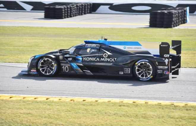 Wayne Taylor Racing Defends Rolex 24 Victory, Sets Distance Record