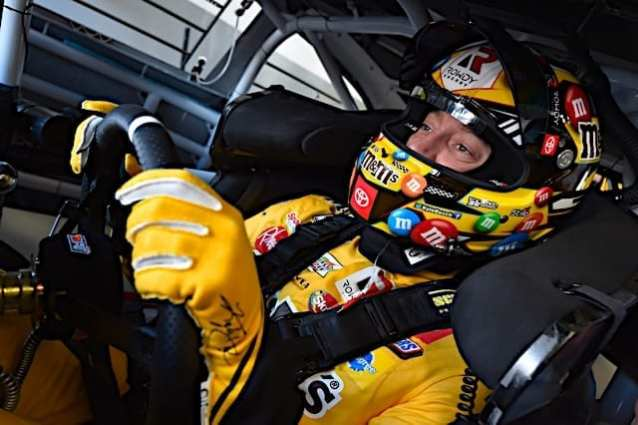 Cup Qualifying for Pennzoil 400 at Las Vegas Canceled, Kyle Busch Inherits Pole