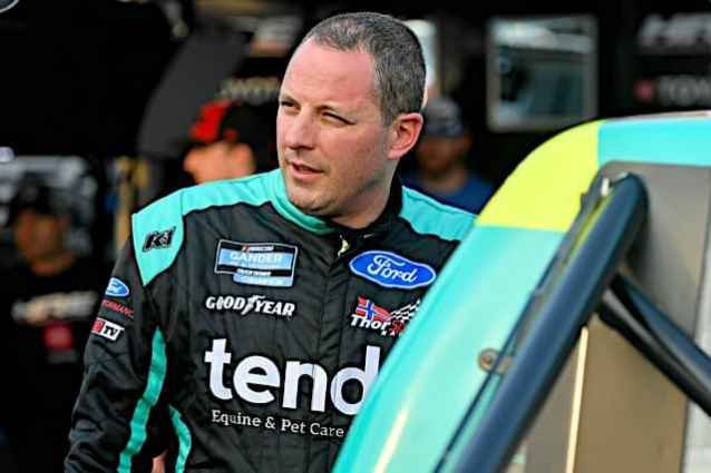 Johnny Sauter: A Remnant Short Track Racer From 'An Era That's Gone By'