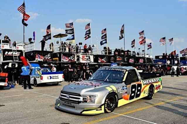 NASCAR Issues Las Vegas Truck Series Penalties for ThorSport Racing, GMS Racing