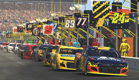 Where and When to Watch iRacing This Week: NASCAR, IndyCar and More