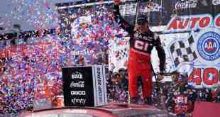 2020 California NCS Alex Bowman Victory Lane RLP