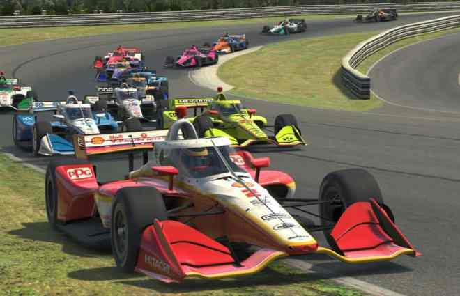 IndyCar iRacing Challenge: What We Learned From Barber