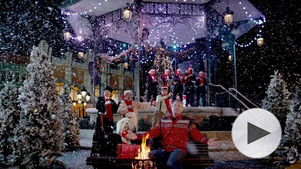 Samson  Gert vieren kerst met nieuwe single en bijna