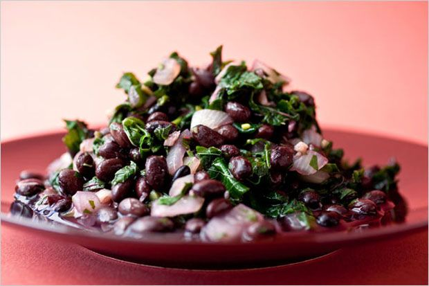 Beans and lentils help lower cholesterol